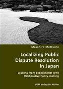 Localizing Public Dispute Resolution in Japan